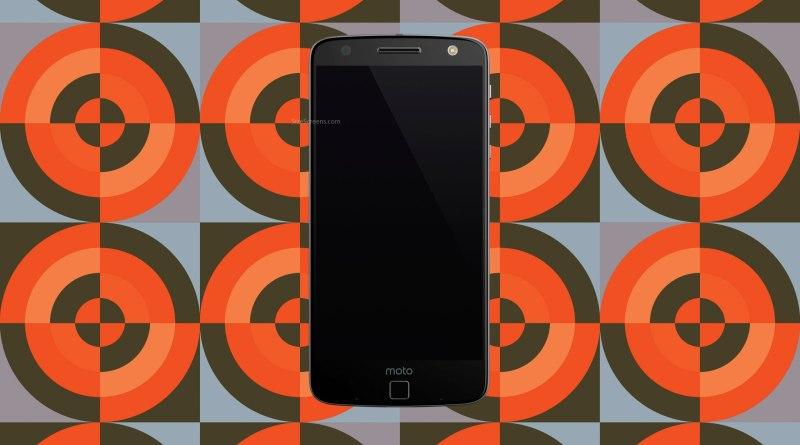 Motorola Moto Z Screen