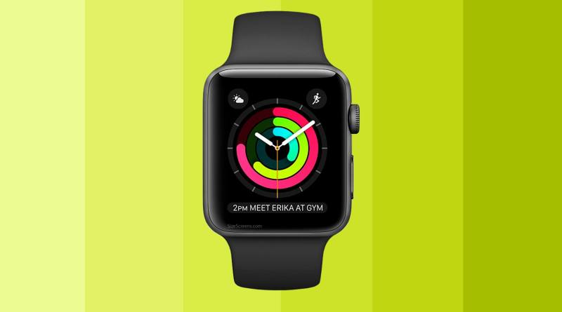 Apple Watch Series 2 Screen