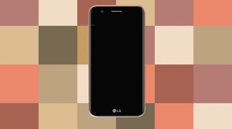 LG K10 2017 Screen