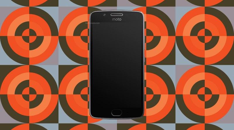 Motorola Moto G5 Screen