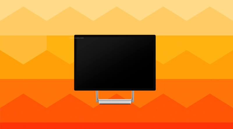 Microsoft Surface Studio Screen