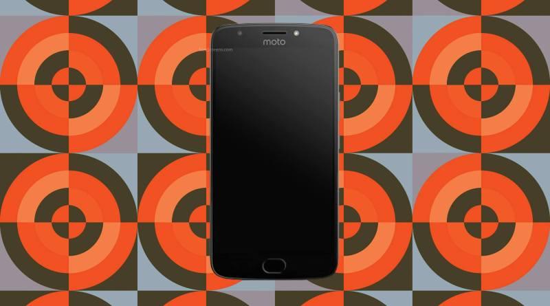 Motorola Moto E4 Plus USA Screen