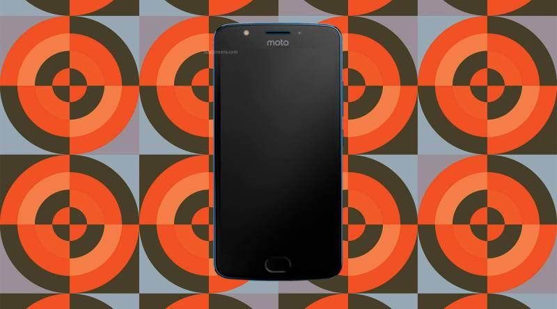 Motorola Moto E4 UK Screen