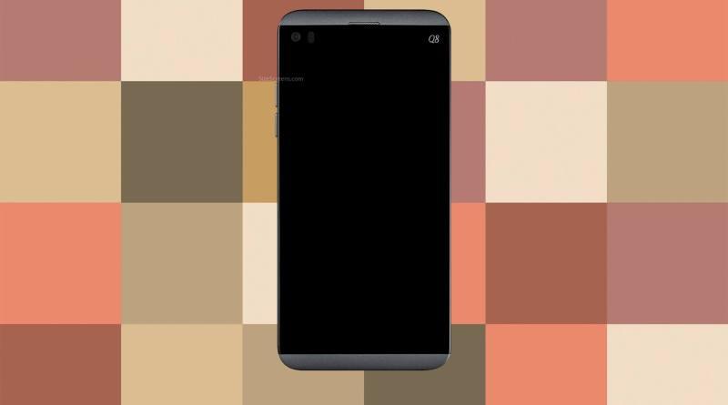 LG Q8 Screen