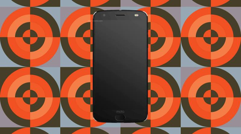 Motorola Moto Z2 Force Screen