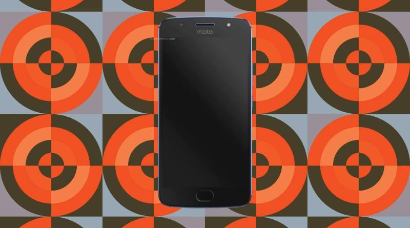 Motorola Moto G5S Screen