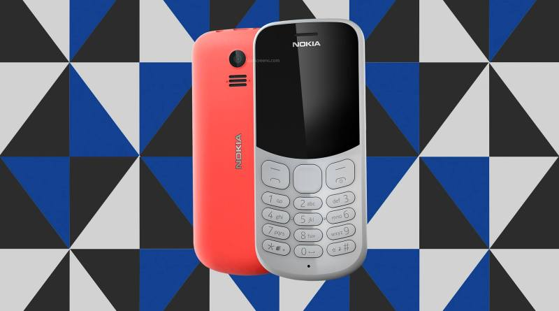 Nokia 130 Screen