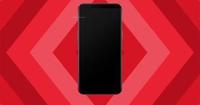 OnePlus 5T Screen