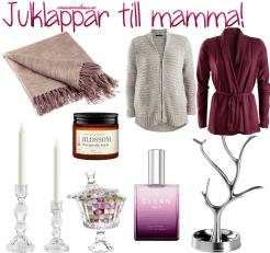 julklapps tips till mamma