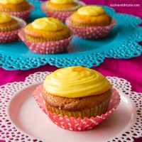 Mango Cupcakes and what would it have been had I failed.