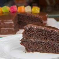 Simple Chocolate Ganache