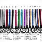Thick Custom Color Elastic Stretch Bling Rhinestone Headbands