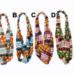 SIZZLE CITY New Custom Colored Tribal Twist Elastic Stretch Headbands: Group Shot