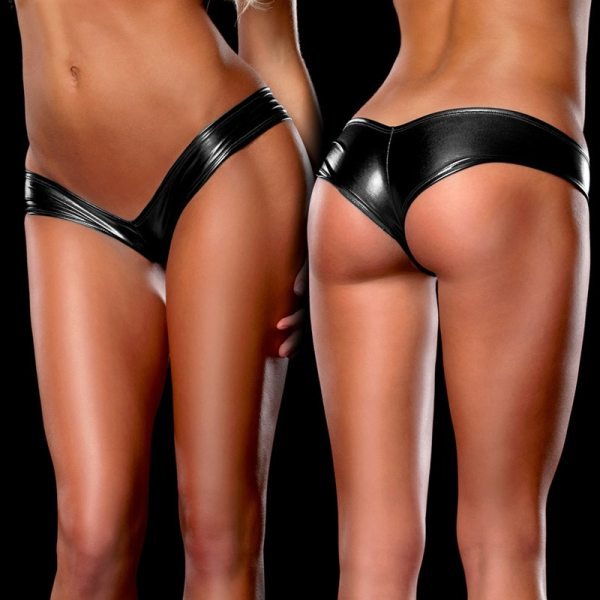 Lingerie Panties patent leather