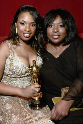 Jennifer Hudson and her late mother, Darnell