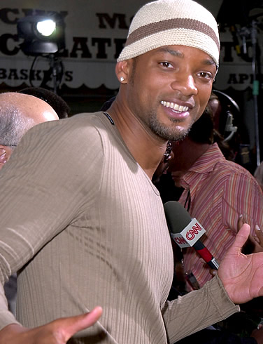 Forget President Obama.  How about President Fresh Prince?!