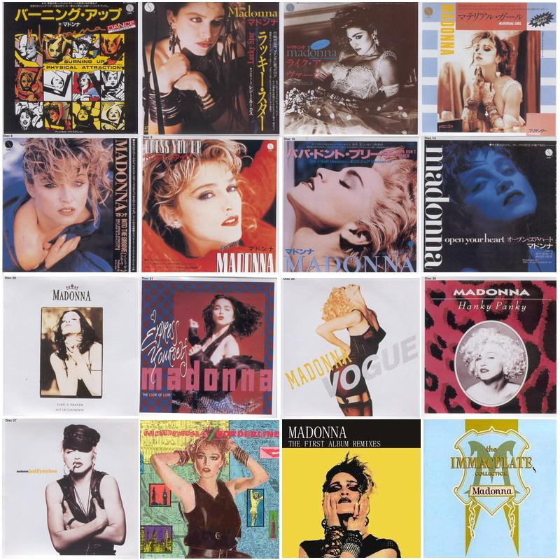 Want to see the Material Girl's material?