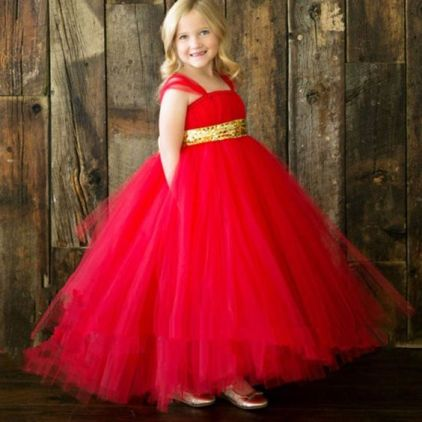 146bcda52a976a8c5c619223bb5a423c - Red Flower Girl Dresses