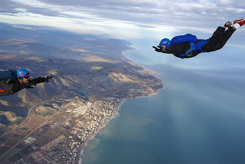 15 Skydiving pictures - 20 Awesome Skydiving Pictures