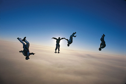 6 Skydiving pictures - 20 Awesome Skydiving Pictures