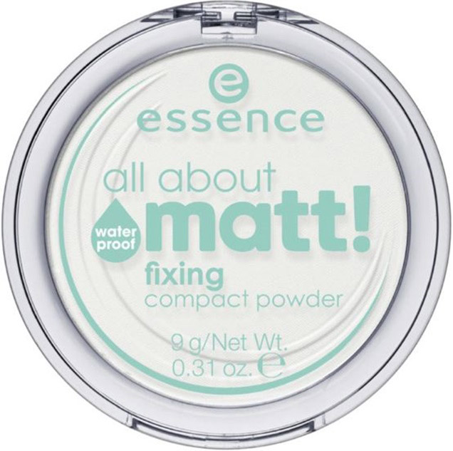 essence all about matt compact - Back to School Makeup for Your Back to School Budget