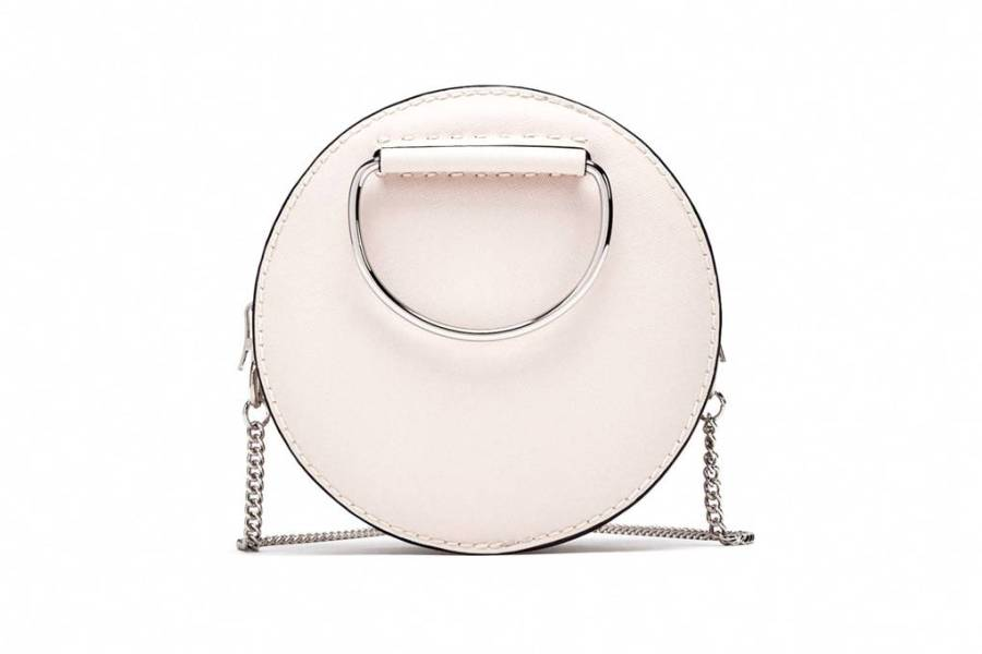 zara 1 - The Circle Handbag Trend Is Not Going Anywhere!