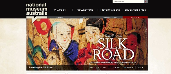 11 national museum australia - 40 Best Websites of Museums Quotes For Your Inspiration