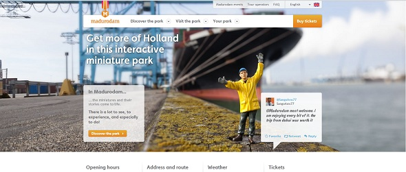 23 madurodam - 40 Best Websites of Museums Quotes For Your Inspiration