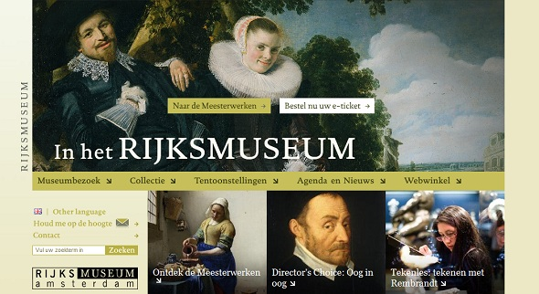 29 rijks museum - 40 Best Websites of Museums Quotes For Your Inspiration