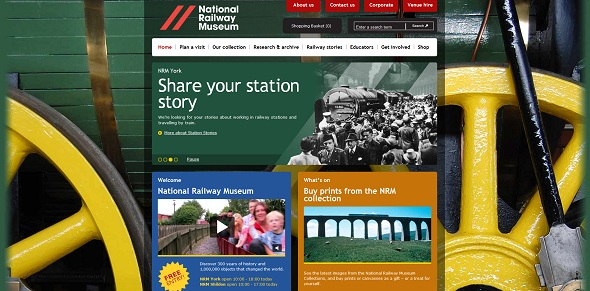 35 national railway museum - 40 Best Websites of Museums Quotes For Your Inspiration