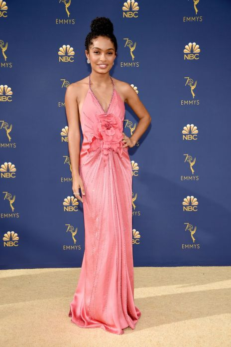hbz emmys 2018 yara shahidi 1537229216 - Emmy's Awards 2018 - The Best Dressed Celebrities