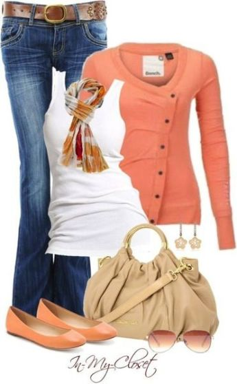 teen outfit 1 - Ten Cute Fall Outfits your closet needs now!