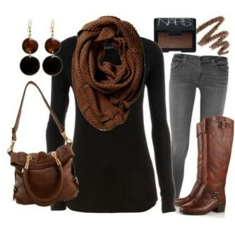 teen outfit 10 - Ten Cute Fall Outfits your closet needs now!