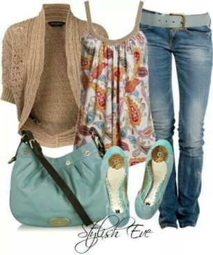 teen outfit 8 - Ten Cute Fall Outfits your closet needs now!