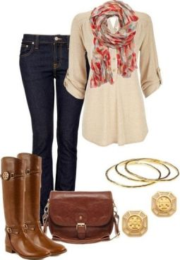 teen outfit 9 - Ten Cute Fall Outfits your closet needs now!