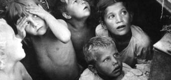 """Проект """"Вспоминают дети войны"""""""