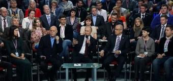 Владимир Путин пообещал поддержать региональные и местные газеты