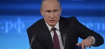 СМИ: «Прямая линия» с Владимиром Путиным состоится 17 апреля