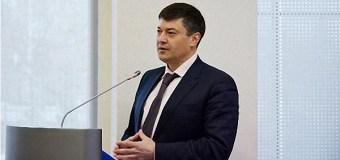 Фарит Шагиахметов прочитал лекцию на медиафоруме «Енисей.РФ» в Красноярске