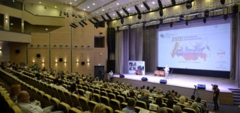 На фестивале «Вся Россия» в Дагомысе представили проект «Чистые перья»