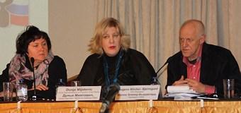 В Москве состоялось Ежегодное рабочее совещание Европейской федерации журналистов. Среди принятых документов – заявление в поддержку СЖР