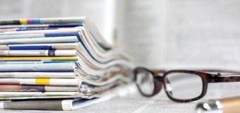 В России закрывается одно издание за другим, а в Европе растут тиражи и продажи прессы