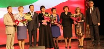 В Татарстане наградили победителей республиканского конкурса «Бэллур калэм-Хрустальное перо»