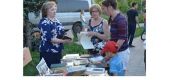 В «Литературном парке» найдутся книги и для иностранцев