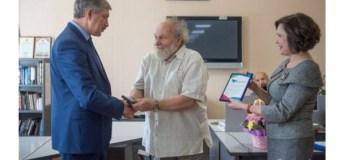 Константину Куранову вручили медаль «За вклад в развитие журналистики»