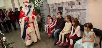 «Казанские ведомости» провели в редакции новогодний «Литературный дворик»