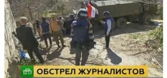 Террористы атакуют журналистов. Заявление Союза журналистов России и Союза журналистов Москвы