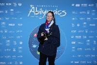 Рената Абдуллина: из Франции – с успехом!
