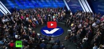 Президент России обсудил с журналистами проблемы медиабизнеса