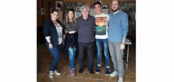 Союз журналистов России посетили молодые журналисты Татарстана